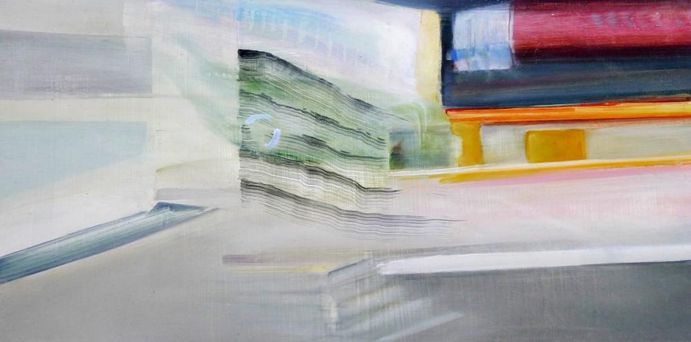 Untitled, 50 cm x 25 cm, polystyrol, 2011