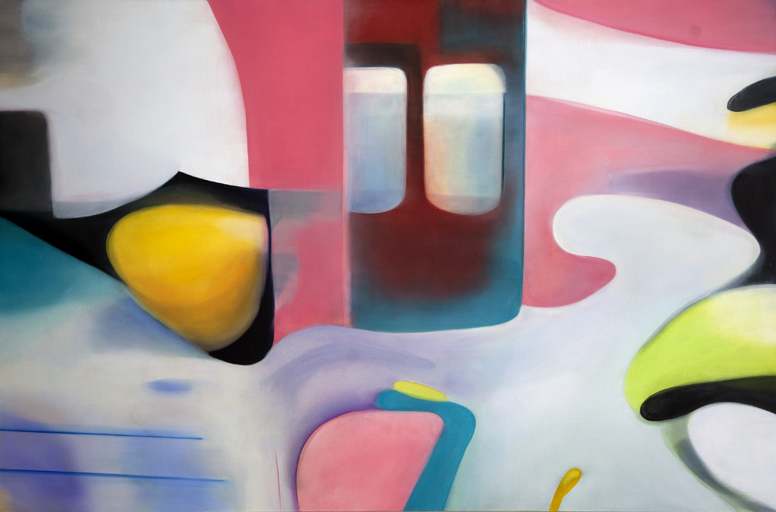 Hibiya, 120 cm x 185 cm, 2016