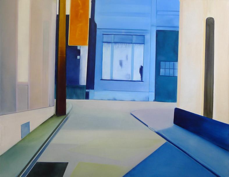 Impasse Real, 138 cm x 178, 2016