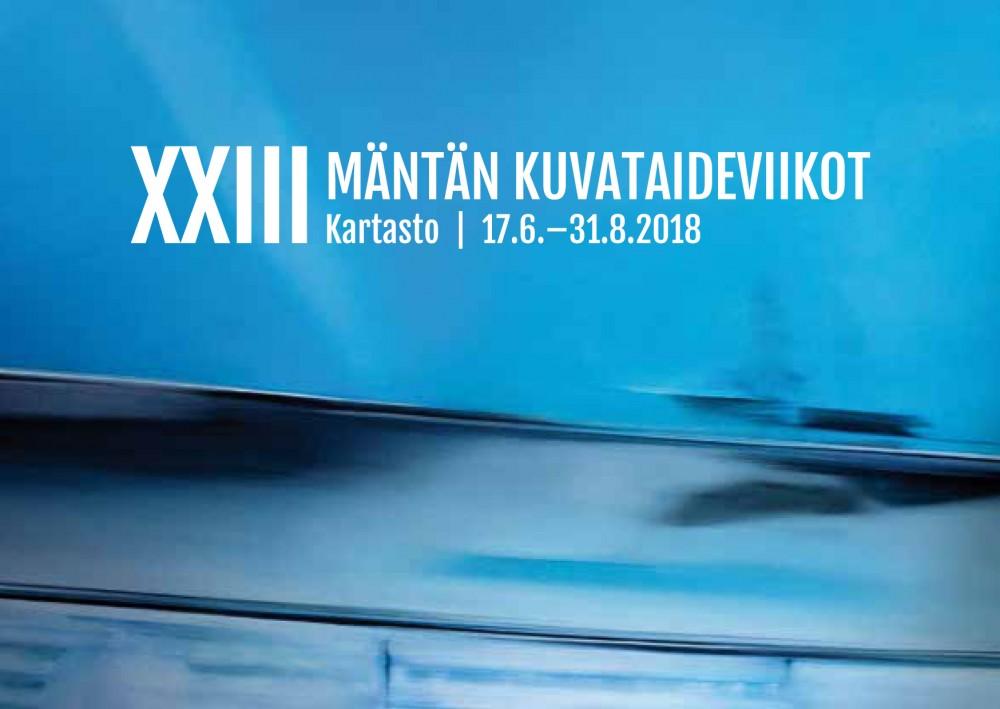 XXIII Mäntän kuvataideviikot 2018